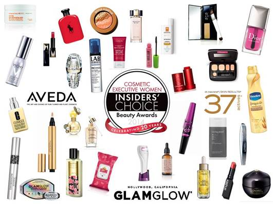 Cosmetic Executive Women Announces The Year's Best Beauty ...