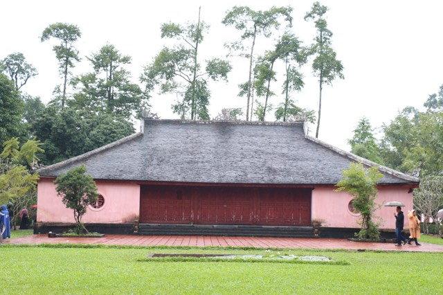 Thien Mu Pagoda, a Buddhist Temple in Hue