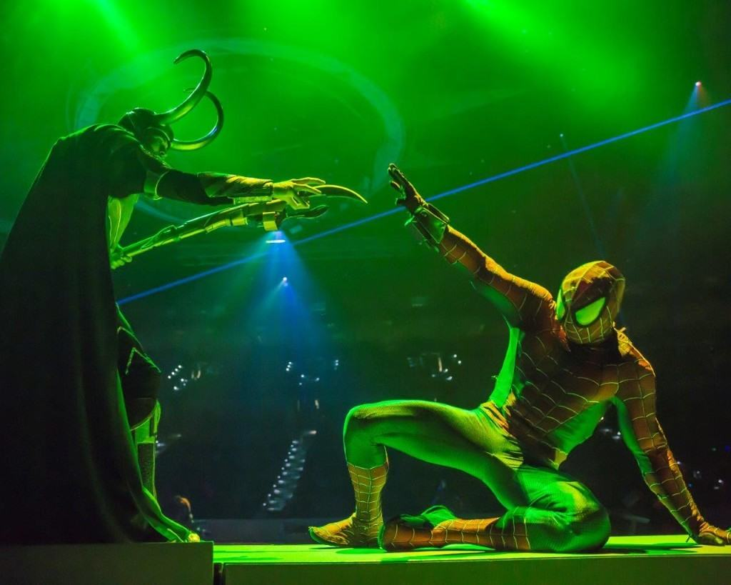 Marvel Universe LIVE! is coming to The Honda Center in Anaheim!