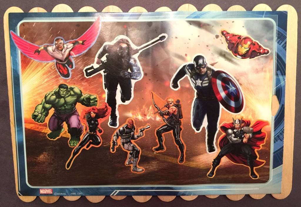 MARVEL Avengers: Age of Ultron Role Playing Party Ideas & Craft!