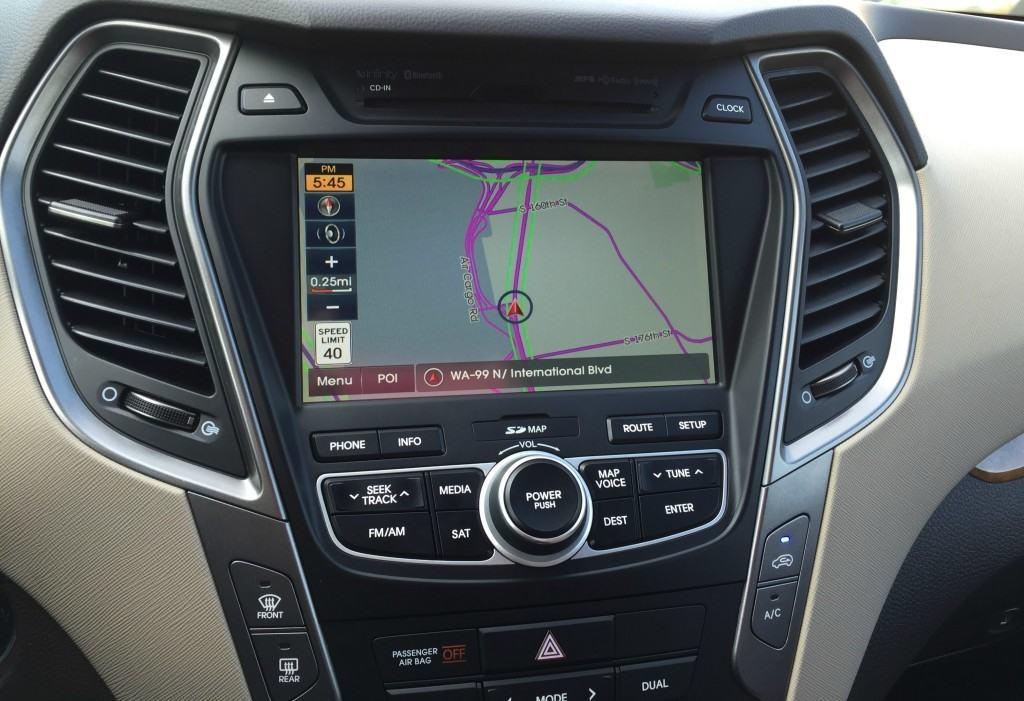 2015 Hyundai Santa Fe Sport AWD 2.0T Review
