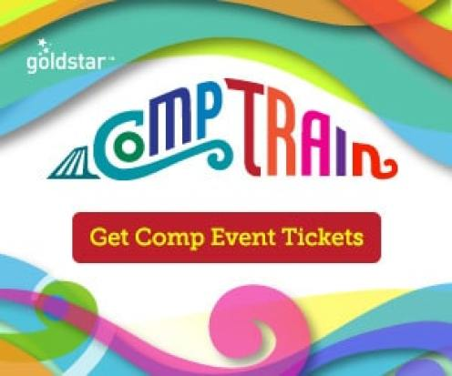 Get free event tickets on Goldstar.com
