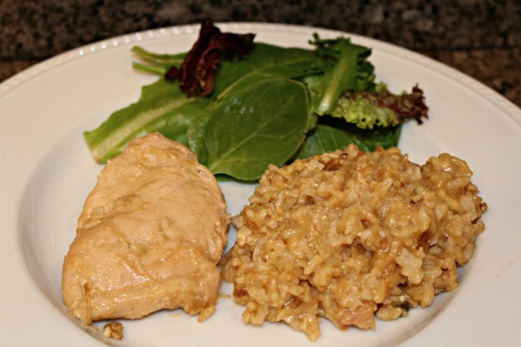 Minute Rice Chicken Rice Casserole Dish