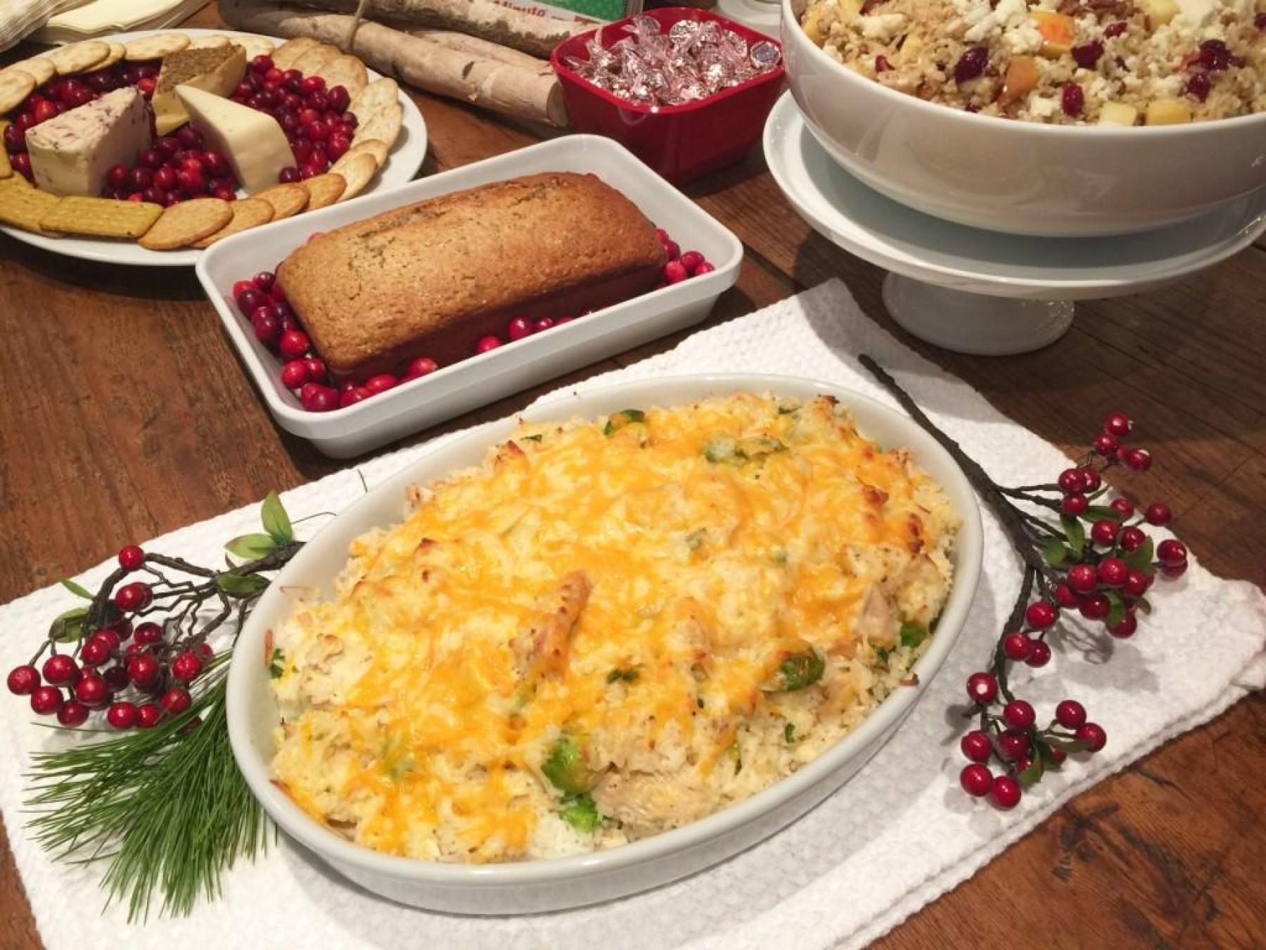 Chicken Minute Rice Casserole Recipe