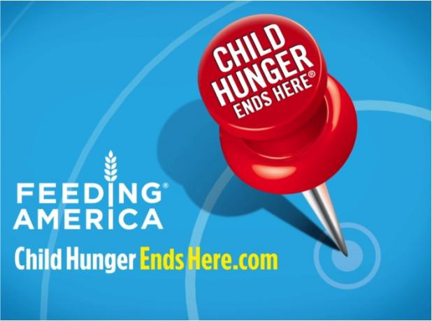 Kid President Announces Child Hunger Ends Here Campaign