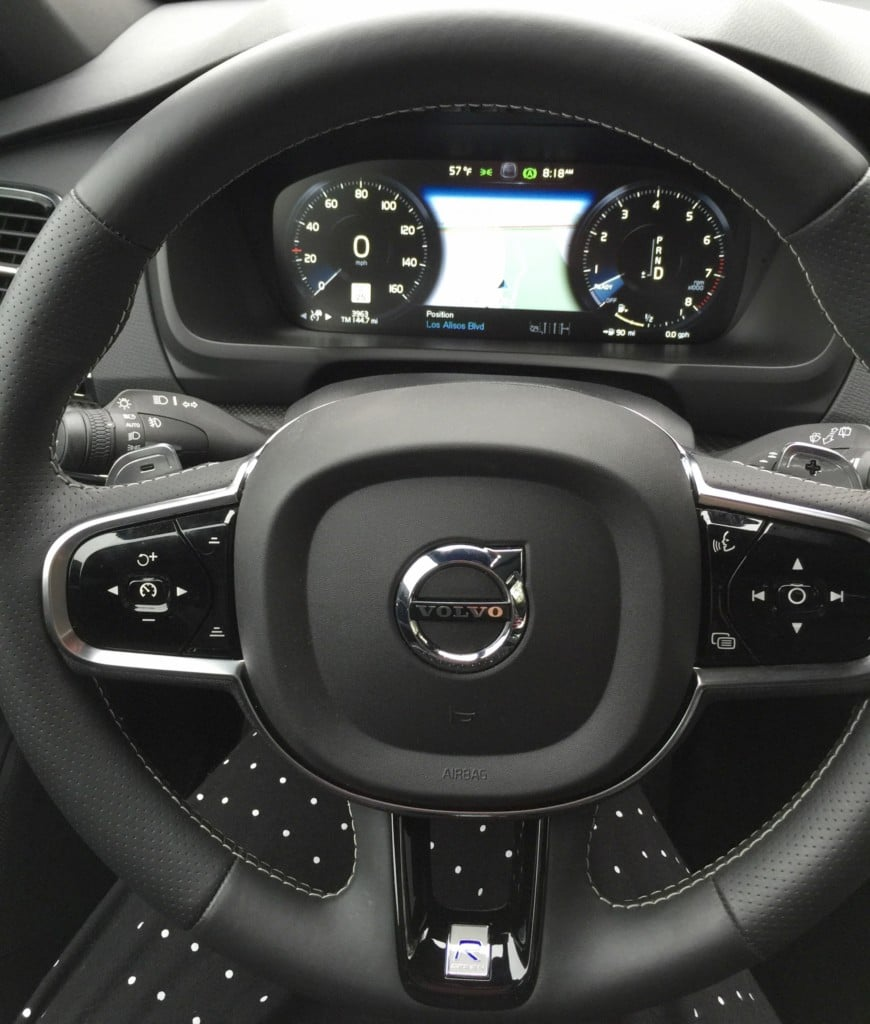 Cruising In The All New 2016 Volvo Xc90 T6 R Design