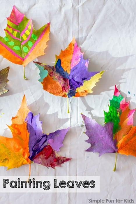 fun crafts for preschoolers