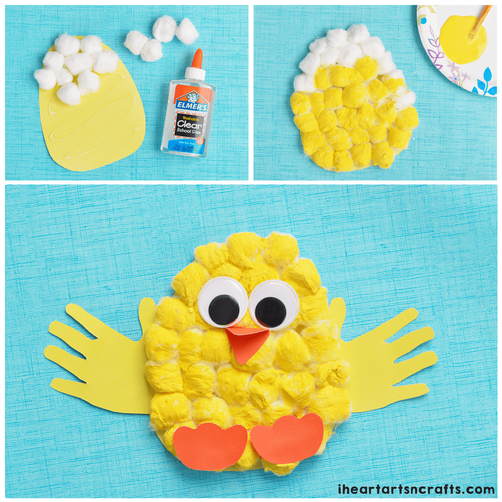 10 Fun Baby Chick Crafts For Kids