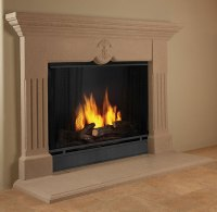 Excellent Modern Fireplace Mantel - Home Design #1060
