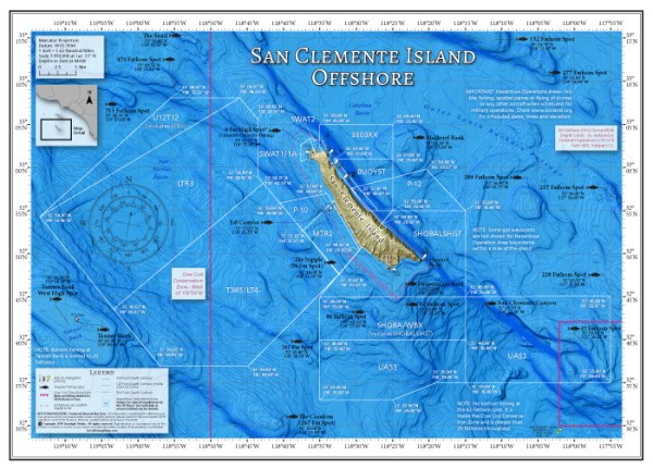 San Clemente Island Offshore