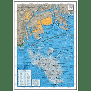 Thumbnail of Horseshoe Kelp Fishing Map
