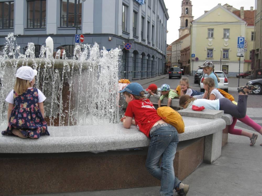 Litvak Trip Day 1: Vilnius, Lithuania (4/6)