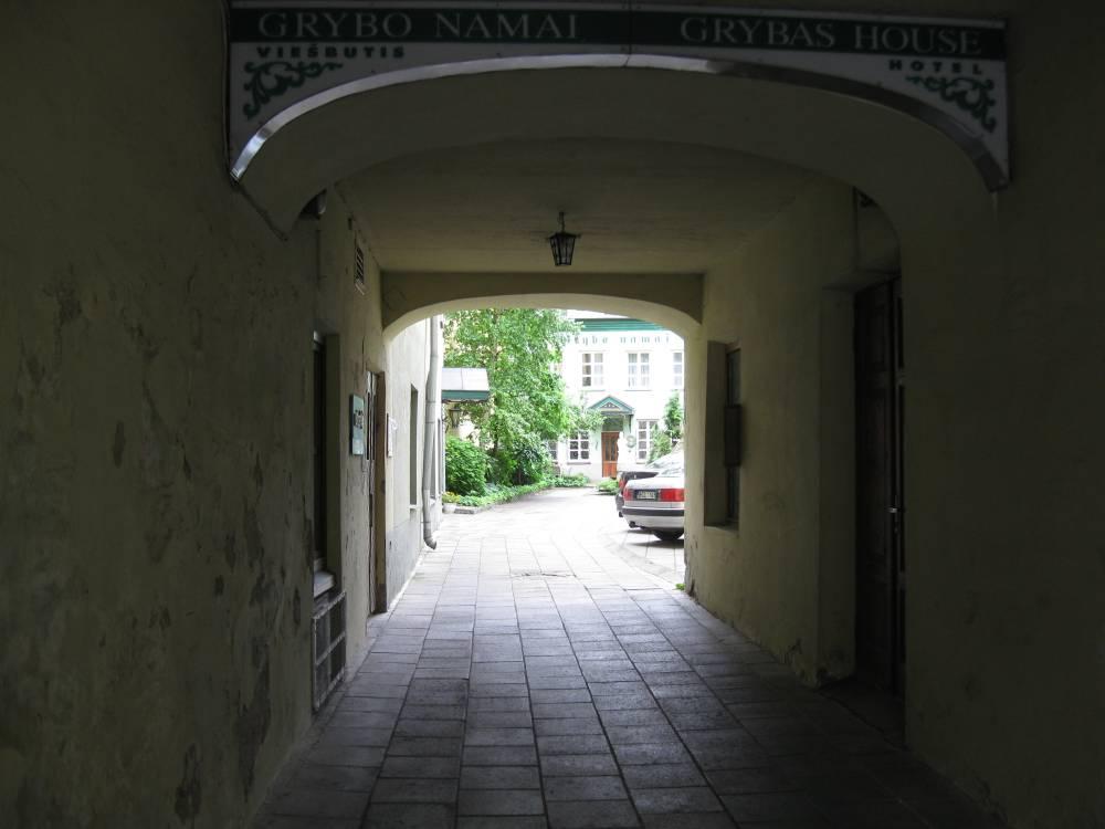 Litvak Trip Day 4: Choral Synagogue & Jewish Quarter, Vilnius (3/6)