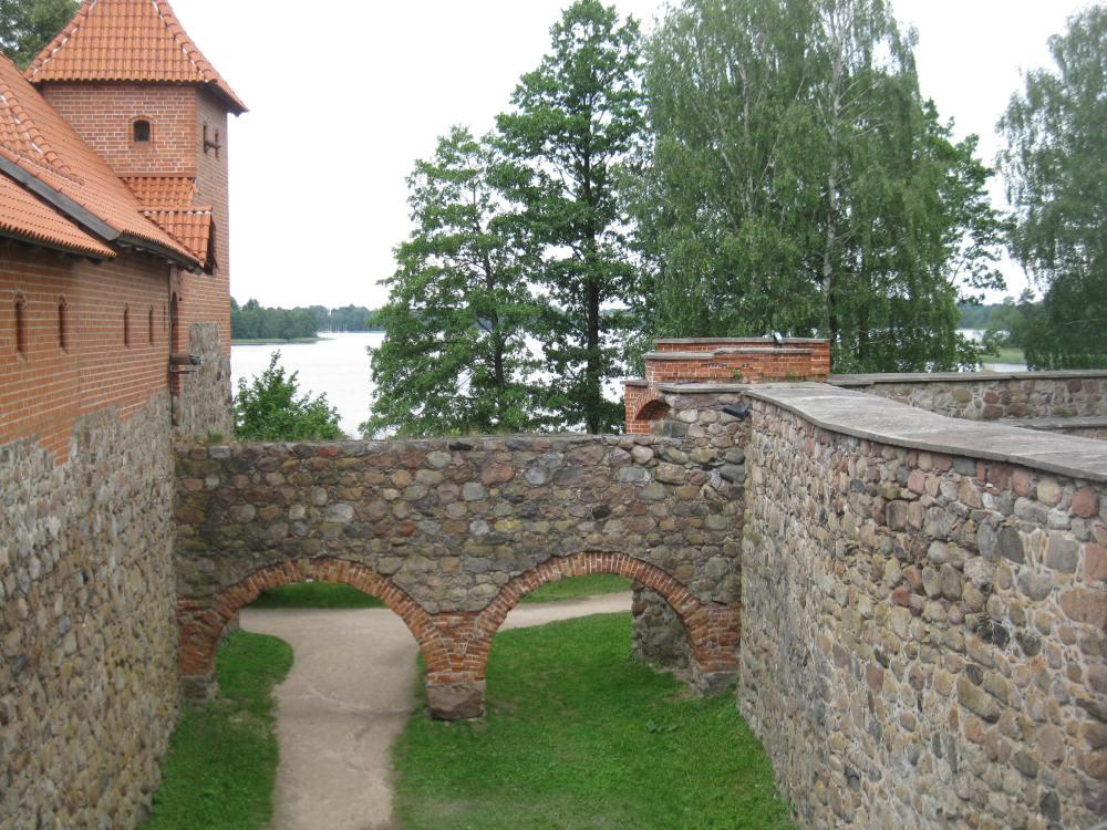 Litvak Trip Day 5: Trakai Island Castle, Karaite Town of Trakai (4/6)