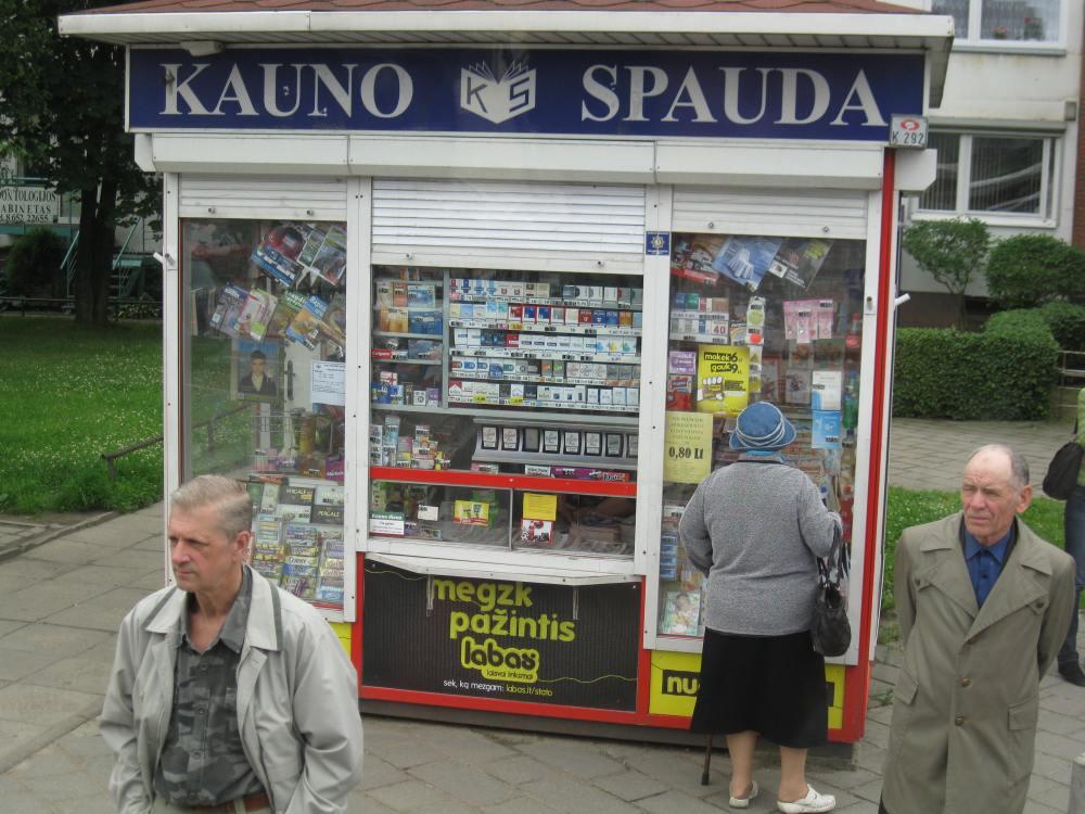 Litvak Trip Day 9: Kaunas, Vilnius (2/6)