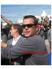 Matt DAMON  (acteur)