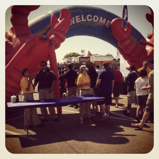 #shop Welcome to LobsterFest!