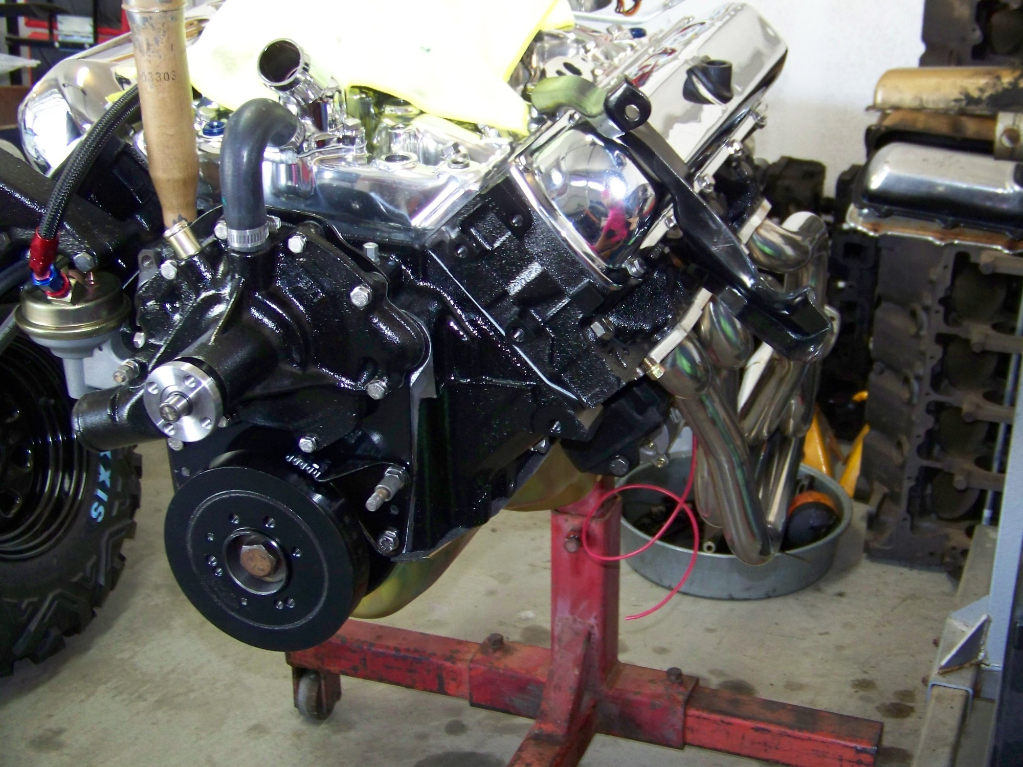 hight resolution of 1971 olds cutlass 350c i d engine build