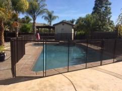 4 feet safety fence