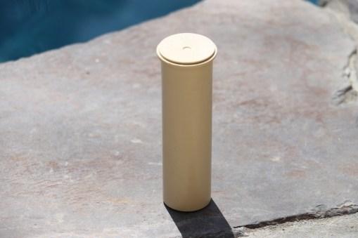 pool guard deck sleeve