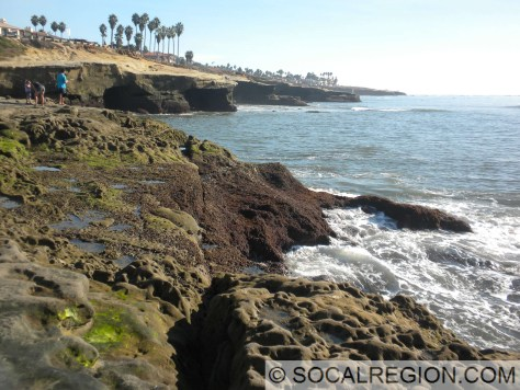 Sunset Cliffs - October 2012