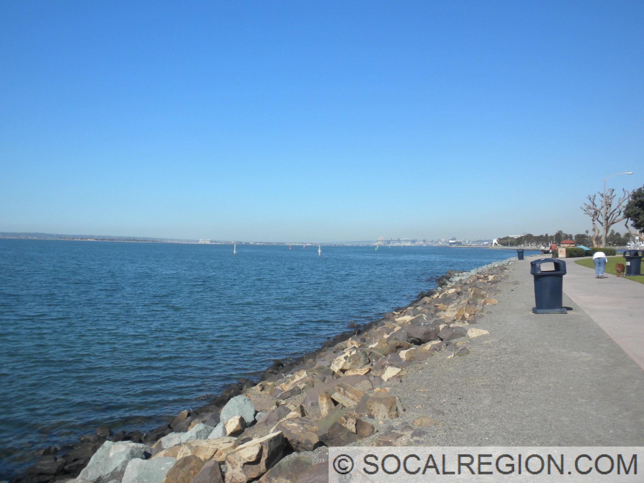Chula Vista Harbor | Southern California Regional Rocks and Roads