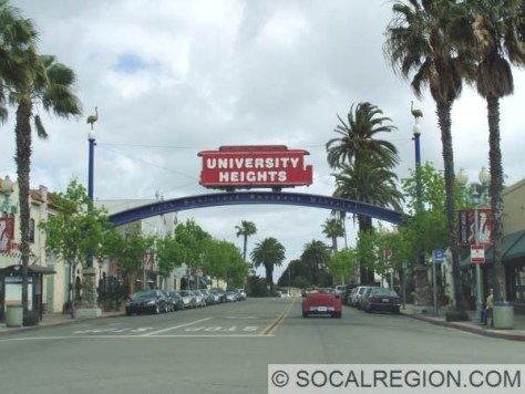 university-heights-sign