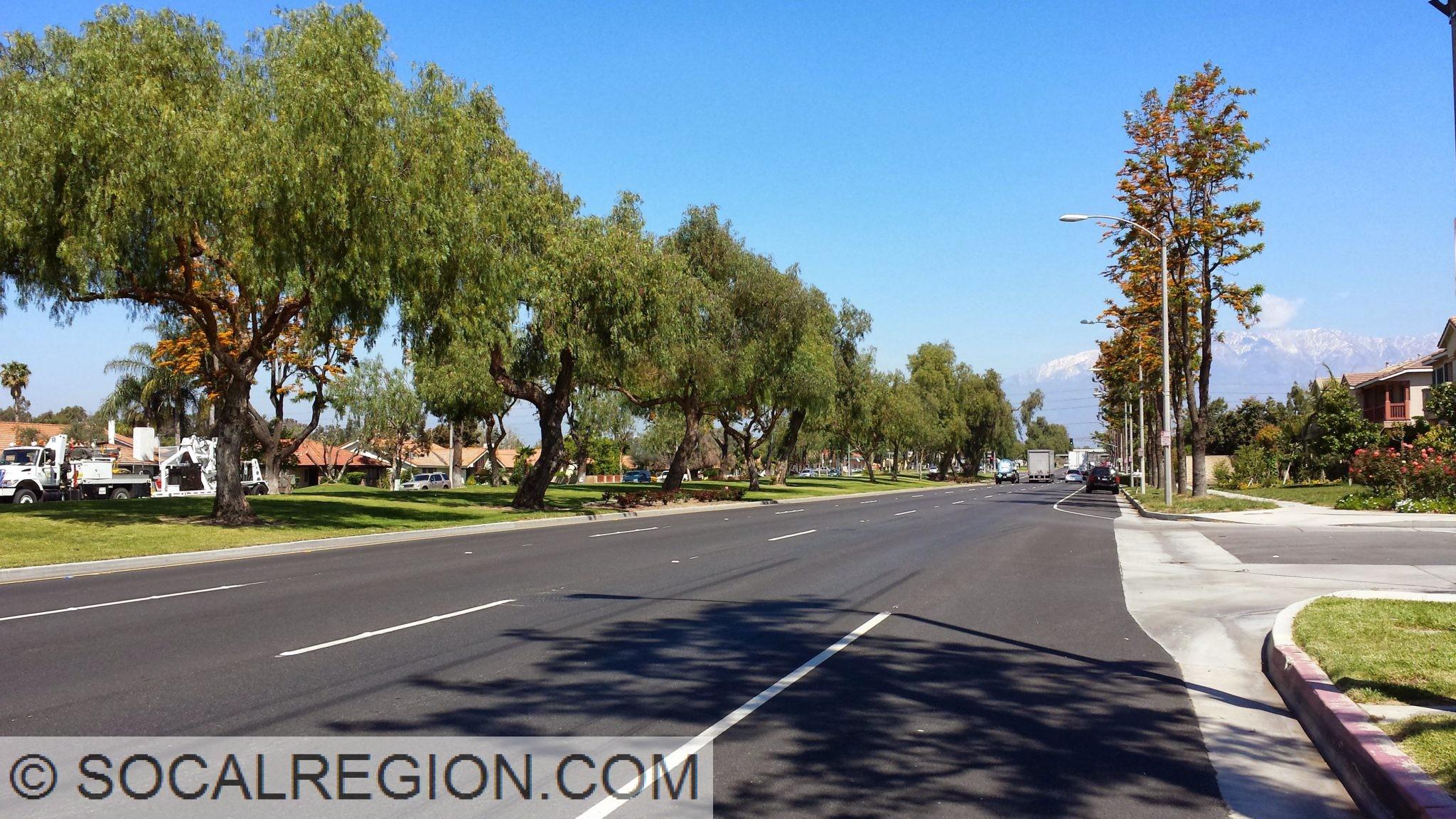 Sr 83 euclid avenue southern california regional rocks for Landscape rock upland ca