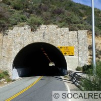 Tunnels - San Gabriel Mountains