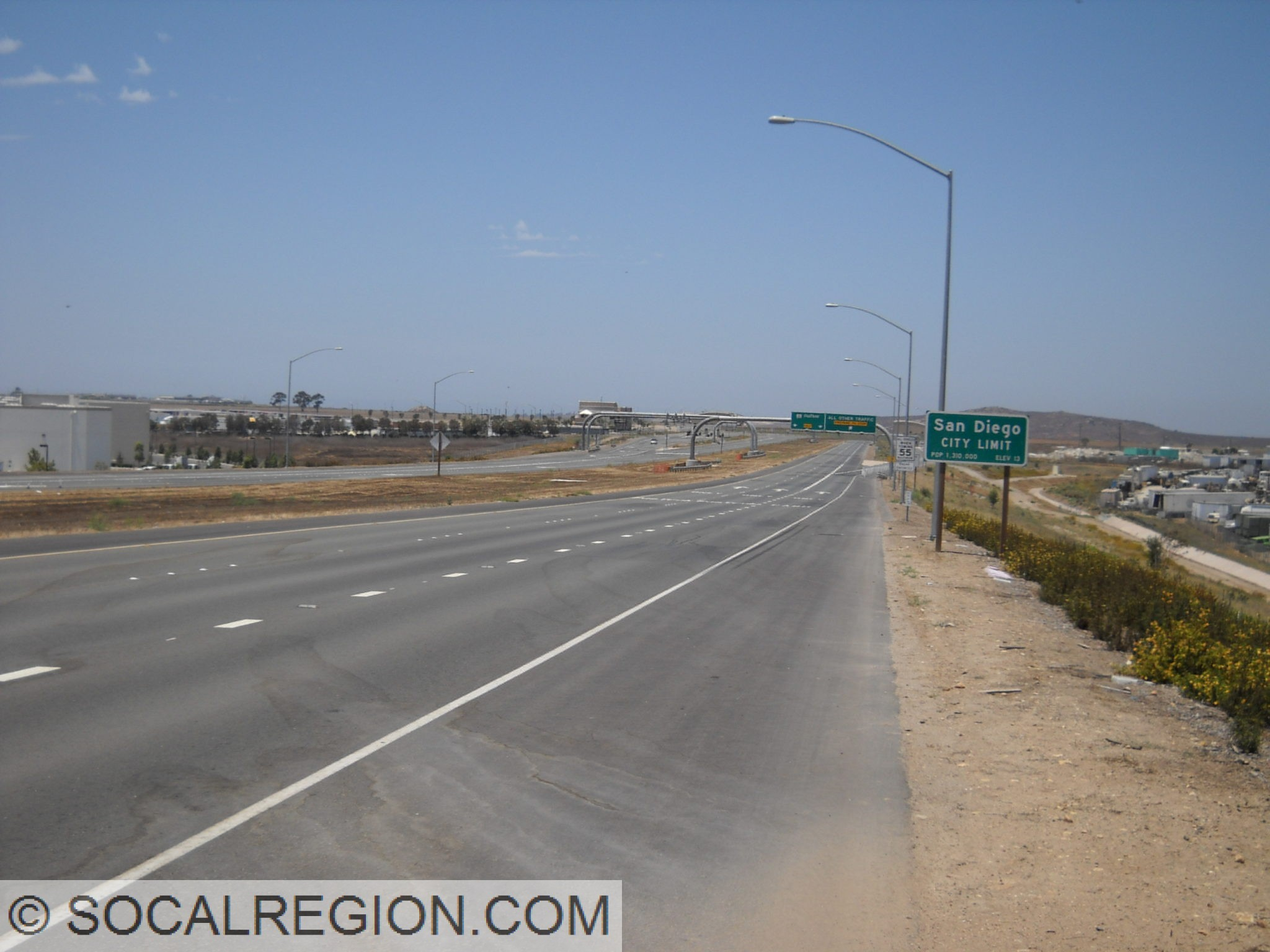 SR-125: South Bay Expressway | Southern California Regional Rocks ...
