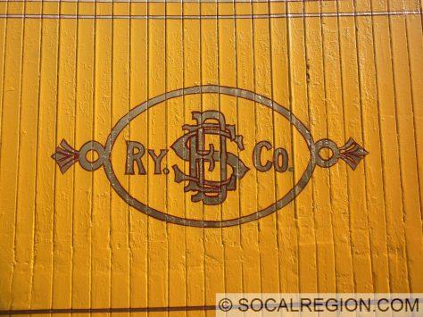 San Diego Electric Railway logo