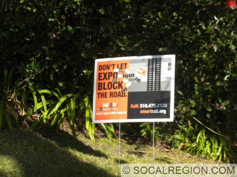 Looks like the cars just pile up every time a train comes by?