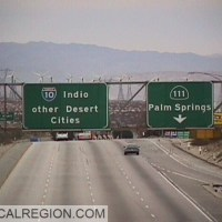 I-10: Santa Monica / San Bernardino / Redlands Freeway