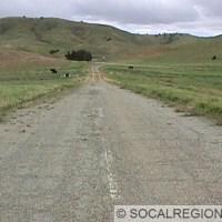 US 466 - Polonio Pass and Antelope Grade
