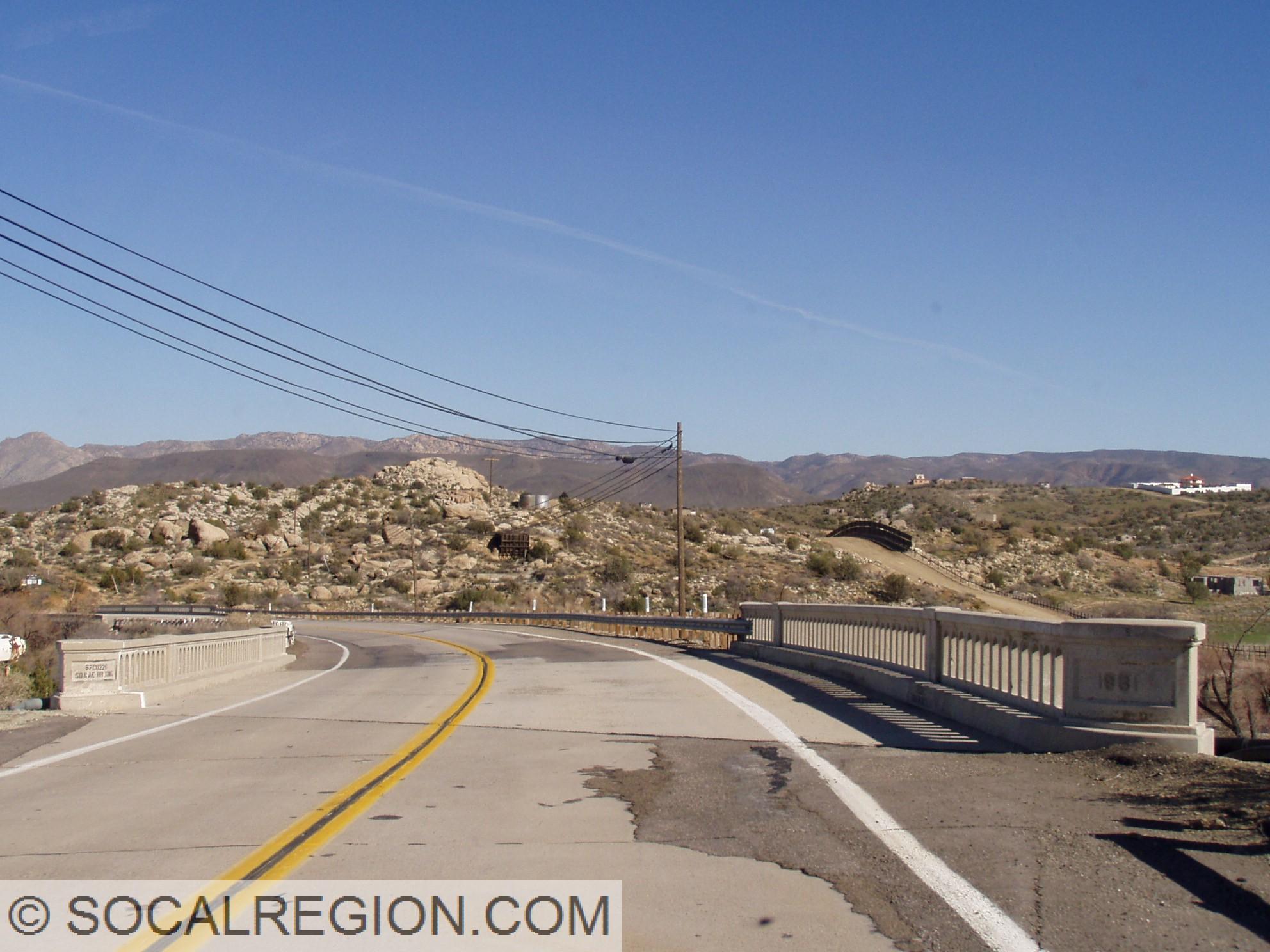 US 80 – Peninsular Range | Southern California Regional Rocks and Roads