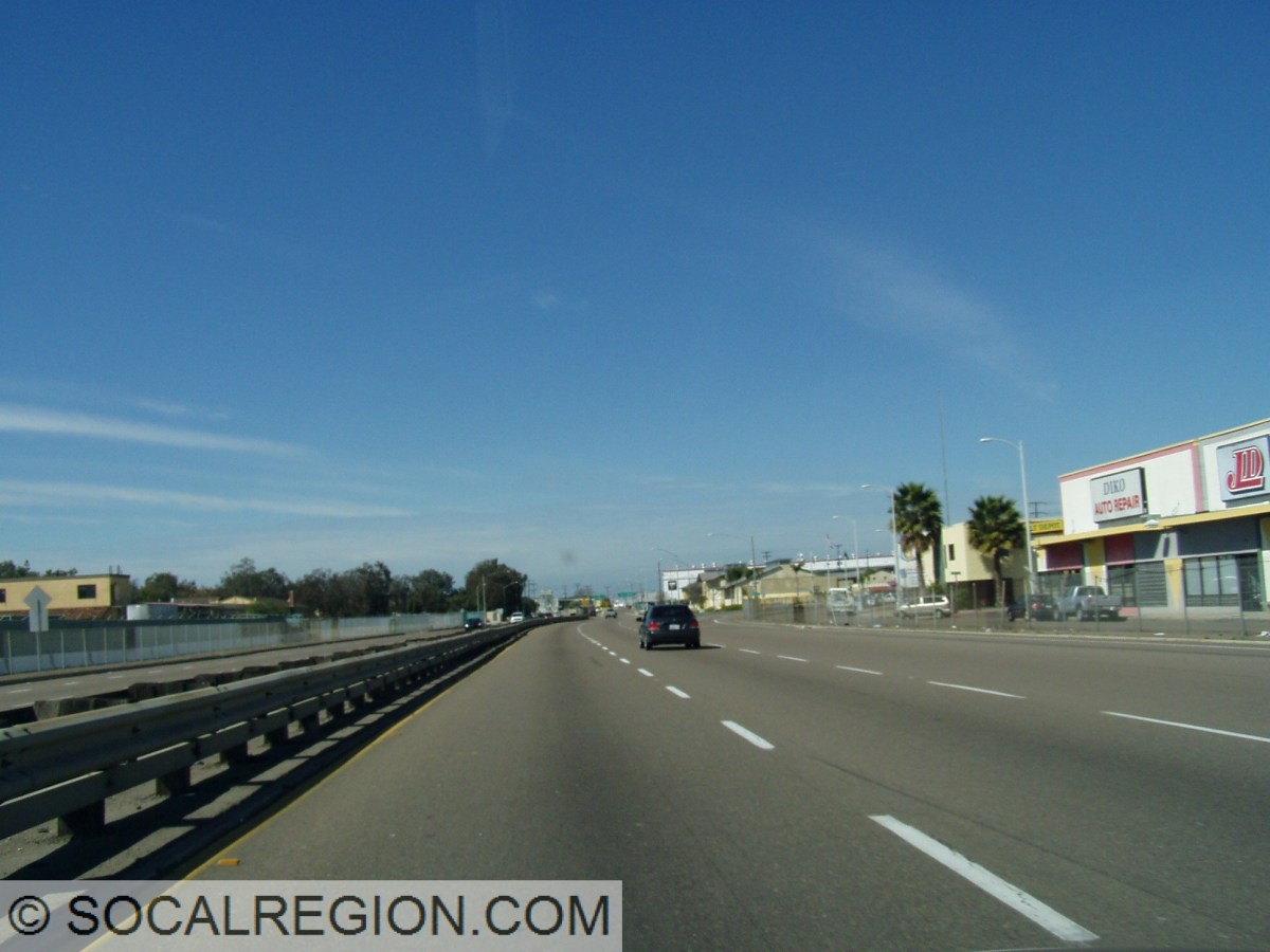 Southern California Unsigned Freeways