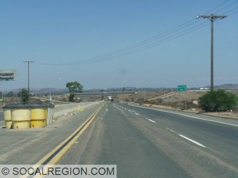Harris Plant Road interchange