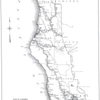 California Division of Highways District Maps (Caltrans) - 1947