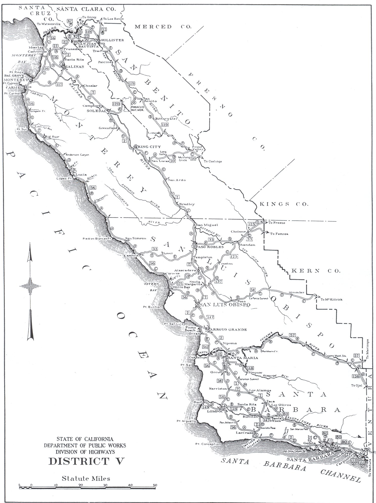 California Division Of Highways District Maps Caltrans - Caltrans traffic map