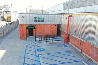 Huntington Park Parking Lot
