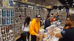 Exclusive Funko Pop exclusive releases coincide with comic-cons.