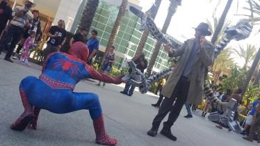 Spider-Man vs. Doc Ock!