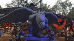 This gargoyle has their eyes on your candy haul