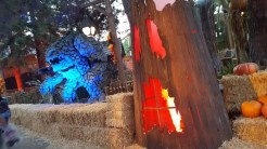More repurposed Scary Farm props for this family-friendly event