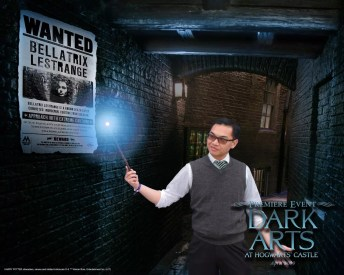 Dark Arts Alley