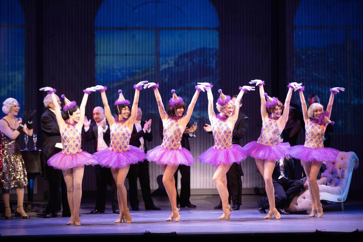 """Kimberly Immanuel (Far Left) as Kathy Selden is """"icing on the cake!'"""