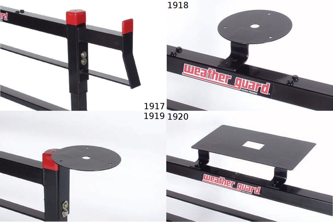 Weatherguard Mounting Accessories 1917 1918 1919 1920 Weather Guard Mounting Accessories
