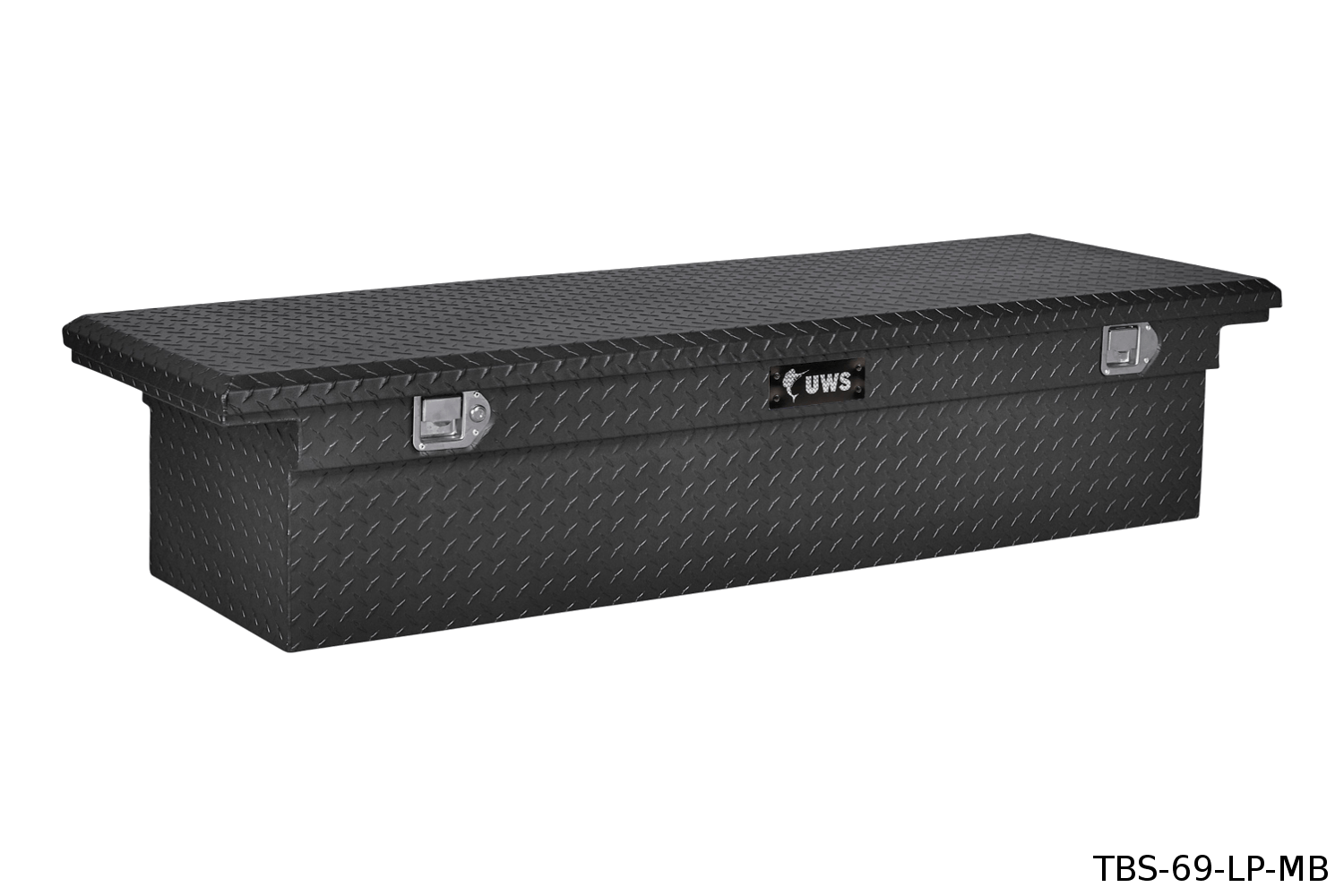 uws low profile toolbox TBS-69-LP-MB UWS lowprofile Tool Boxes