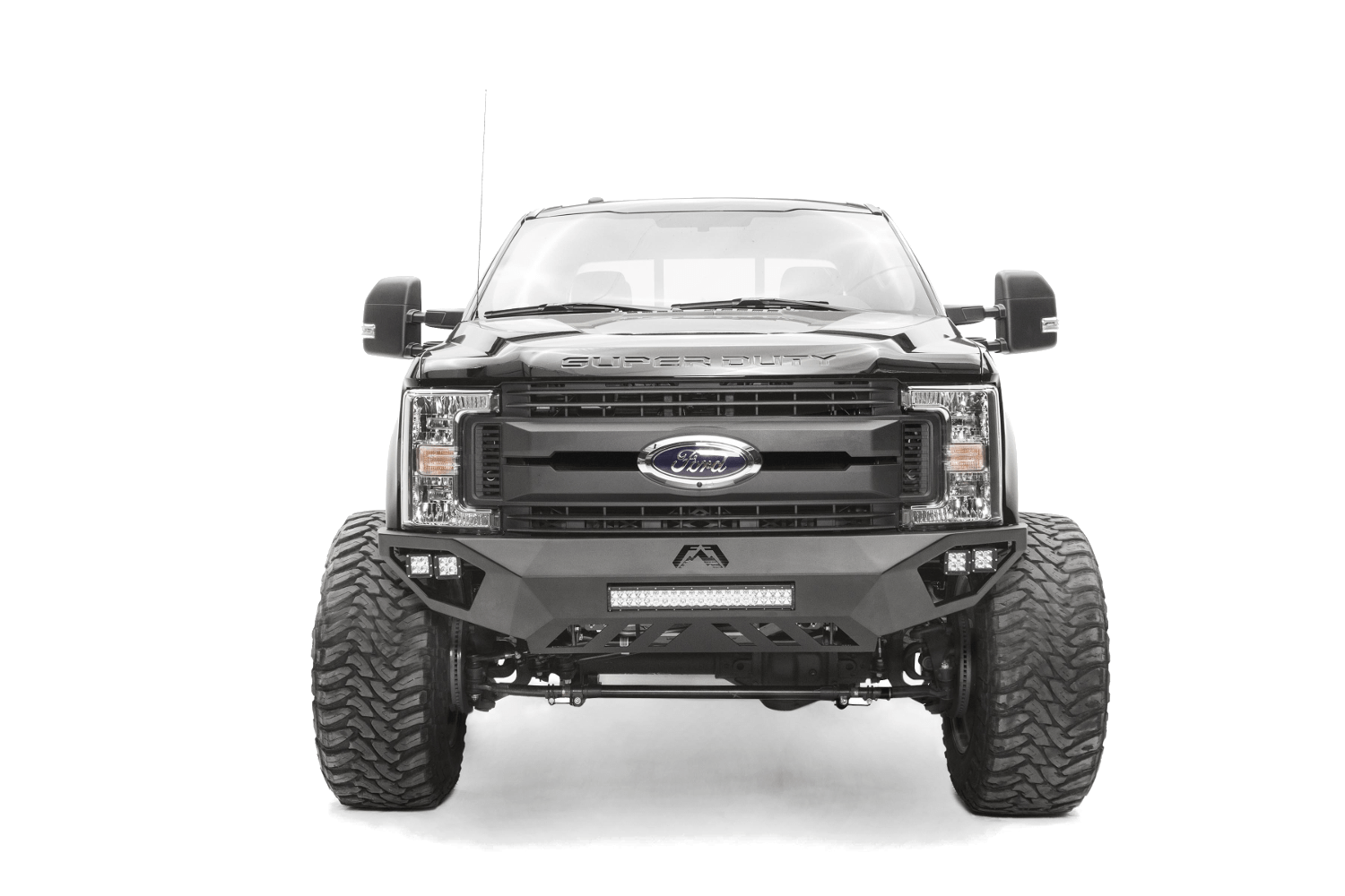 bumpers fabfours fab fours vengence front bumper ford fab fours bumpers