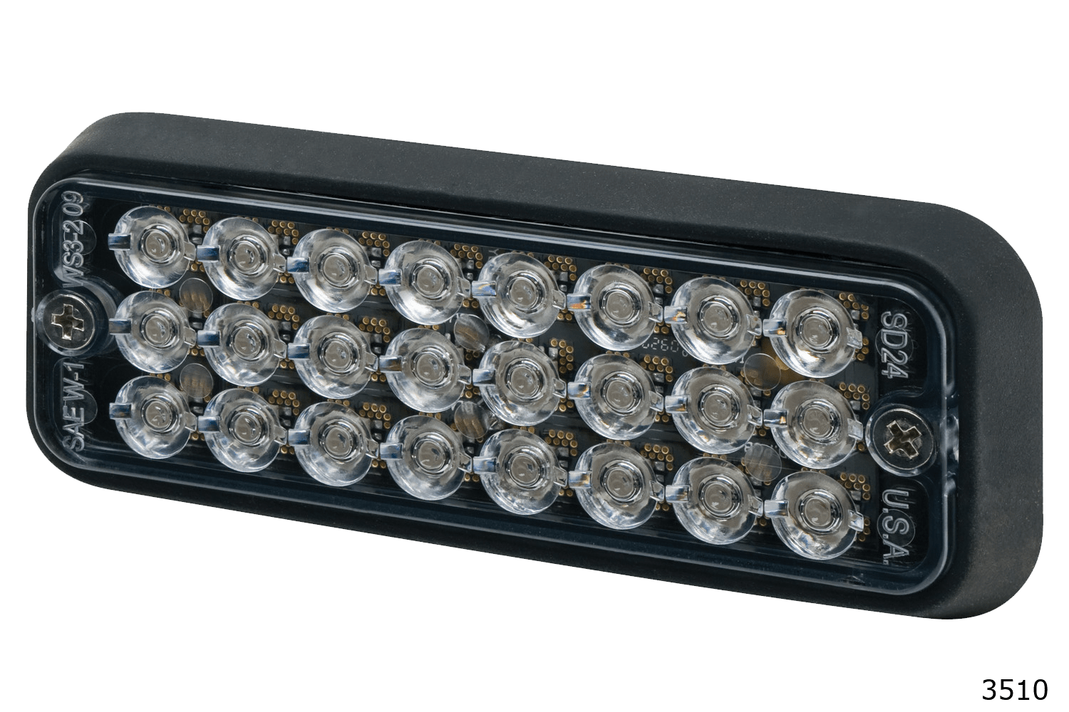 ecco solid color directional led 3510